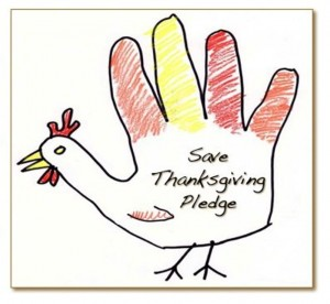 Save Thanksgiving