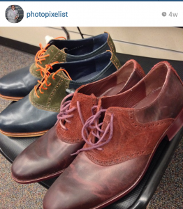 Cole Haan Saddle Shoes 2013 | Photo Credit: Instagram via @photopixelist