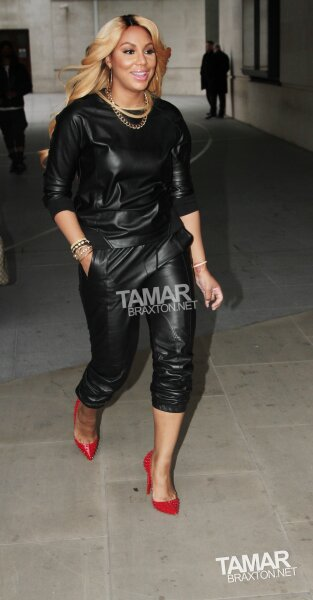 Tamar Braxton in London 2013 | Photo Credit: tamarbraxton.net