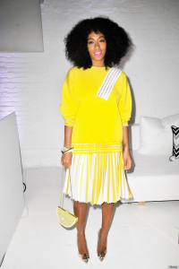Solange Knowles | Image Credit: www.huffingtonpost.com