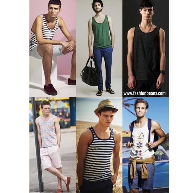 Fashion Tanks